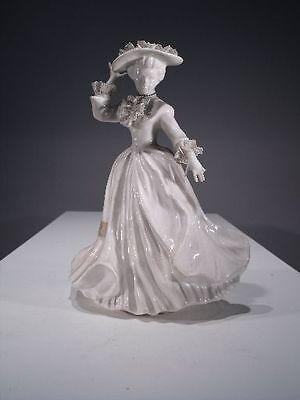+# A001034 Goebel Archiv Muster Florence Ward Frau In Kleid Flor2 Tmk4 Plombe Hochglanzpoliert