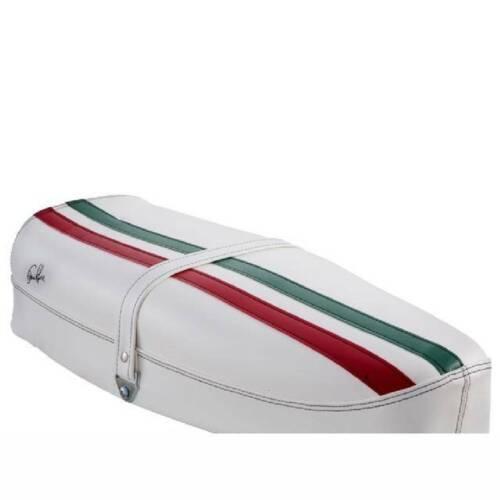 Dieffe 75352000 Selle Tricolore Demi Piaggio 125 Vespa Px M74100 1977-1981