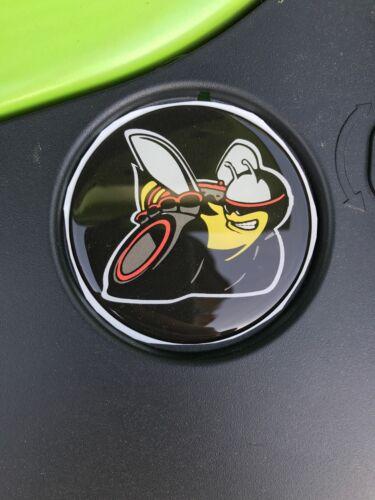 Dodge Challenger Charger Under Hood Beverage Delete Emblem Decal Scat Pack Bee