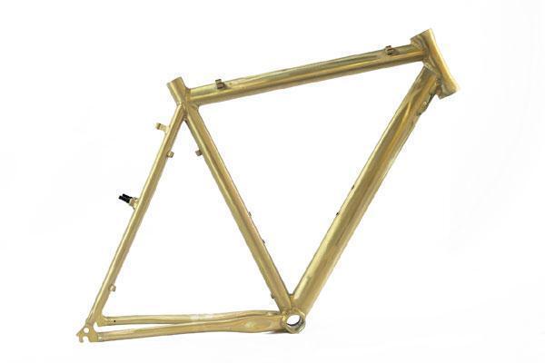 Frame cyclocross aluminium 55 vbrake RIDEWILL BIKE cross bike