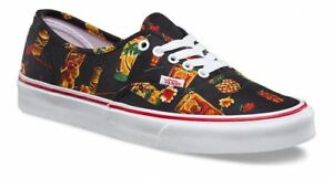 72f23b6511 Image is loading Vans-HOFFMAN-Authentic-Mens-Shoes-NEW-Tiki-Pineapple-