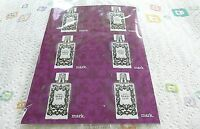 Avon Mark Rebel Luxe Womens Fragrance Samples (12) Baccarat Rose & Plum