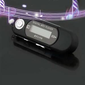 32GB MP3 Player Bluetooth HiFi Bass Musik Spieler ' LCD Display FM Radio DE