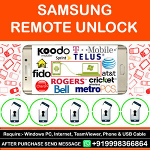 Details about T-MOBILE USA SAMSUNG GALAXY S2 S3 S4 S5 NOTE 2 3 4 REMOTE  UNLOCK CODE SERVICE