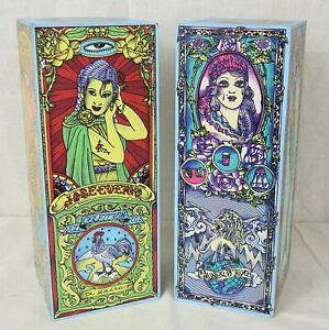 2011 Tequila Jose Cuervo Dr Lacra Reserva de la Familia Box Complete set of 2