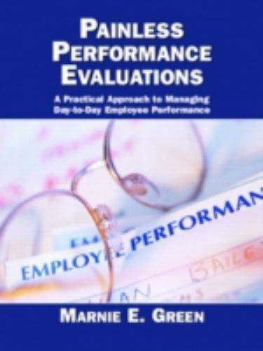 Painless Performance Evaluations  (ExLib) by Marnie E. Green