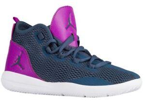 sprzedaż uk wylot ogromny zapas Details about Nike Big Kids' Air Jordan REVEAL GG Shoes Squadron  Blue/Violet 834184-403 a