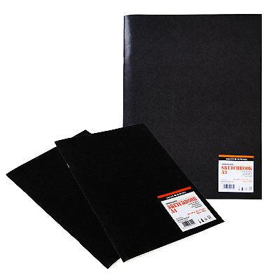 A5 DALER ROWNEY GRADUATE SKETCH BOOK 160GSM ARTIST CARTRIDGE PAPER GLOSS COVER