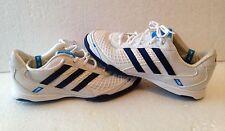 Adidas Adi5 X_J Astro Turf Trainers. White. BNWT. Uk 5