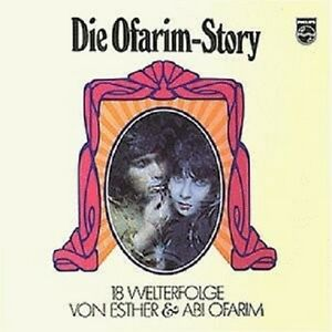 Esther-amp-Abi-Ofarim-les-Ofarim-story-CD-18-tracks-germano-pop-folk-NEUF