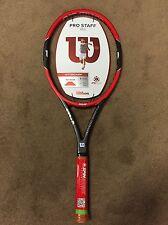 New Wilson Pro Staff 95S SPIN EFFECT Tennis Racquet Unstrung Sz 4 3/8