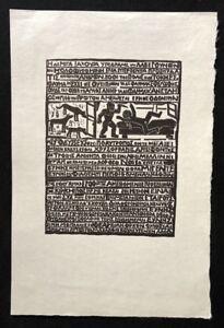 Gustav-Heinrich-Wolff-Odysseus-und-Kirke-Holzschnitt-aus-dem-Nachlass-1923
