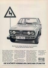 Alfa-Romeo-Alfetta-1974-Reklame-Werbung-vintage print ad-Vintage Publicidad