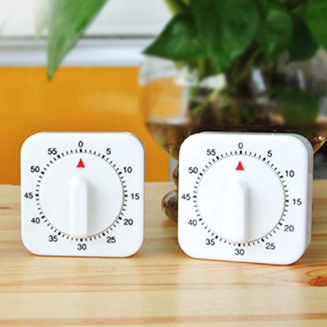 1X Küchenuhr Kurzzeitmesser Eieruhr Küchenuhr Timer Küchentimer Küchenwecker DE