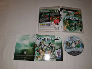 jeu sony playstation 3 ps3 occasion SACRED 3 FIRST EDITION