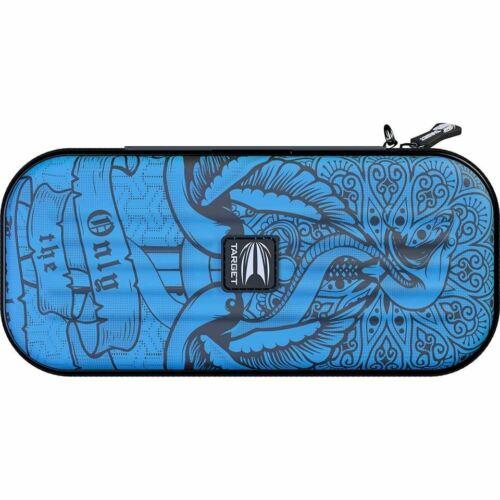 Target Takoma Ink Blue Dart Wallet Carrying Case