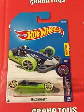 Track Hammer #232 2017 Hot Wheels Case K