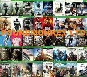 Xbox-Giochi-compra-1-One-o-Copriti-Nuovo-di-zecca-spedizione-il-giorno-stesso-tramite-consegna-super
