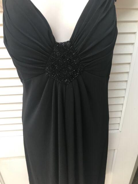 White House Black Market Cocktail Dress Size 8 Ebay
