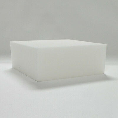 CUSTOM CUT - 5 inch thick - Soy Based 2.4 Ultra HIGH Density Foam Rubber