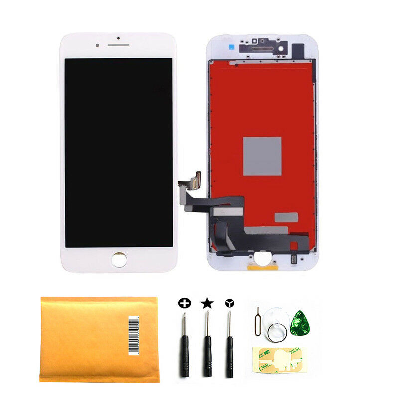 with Digitizer Assembly Display and Repair Tools Kit in Black DATTON LCD Screen Replacement Compatible with iPhone 7 Plus 5.5 Inch 7