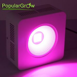 Populargrow-200W-COB-LED-Pflanzenlampe-fuer-hydro-indoor-Pflanze-Flowering-fruit