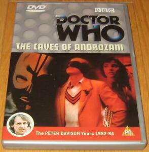 Doctor-Who-DVD-The-Caves-of-Androzani-Excellent-Condition