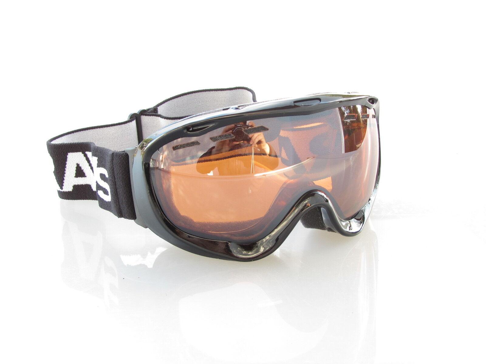 Ravs Ski Goggles - Snowboard - Kontrastverstaerke Glasses Boots Alpine