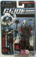 Destro Arctic Hasbro Gi Joe The Pursuit Of Cobra 2010 3.75 Inch Action Figure