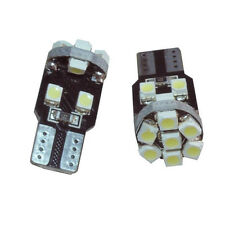 2pcs White T10 3528 13 SMD 1210 LED Bulbs For Auto Car License Plate Lights New