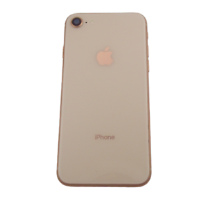 Apple-iPhone-8-4-7-034-GENUINE-ORIGINALE-alloggiamento-posteriore-coperchio-Oro-Original-Equipment