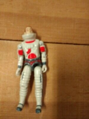 GI Joe Body Part  1983 Airborne        Left Arm         C8.5 Very Good