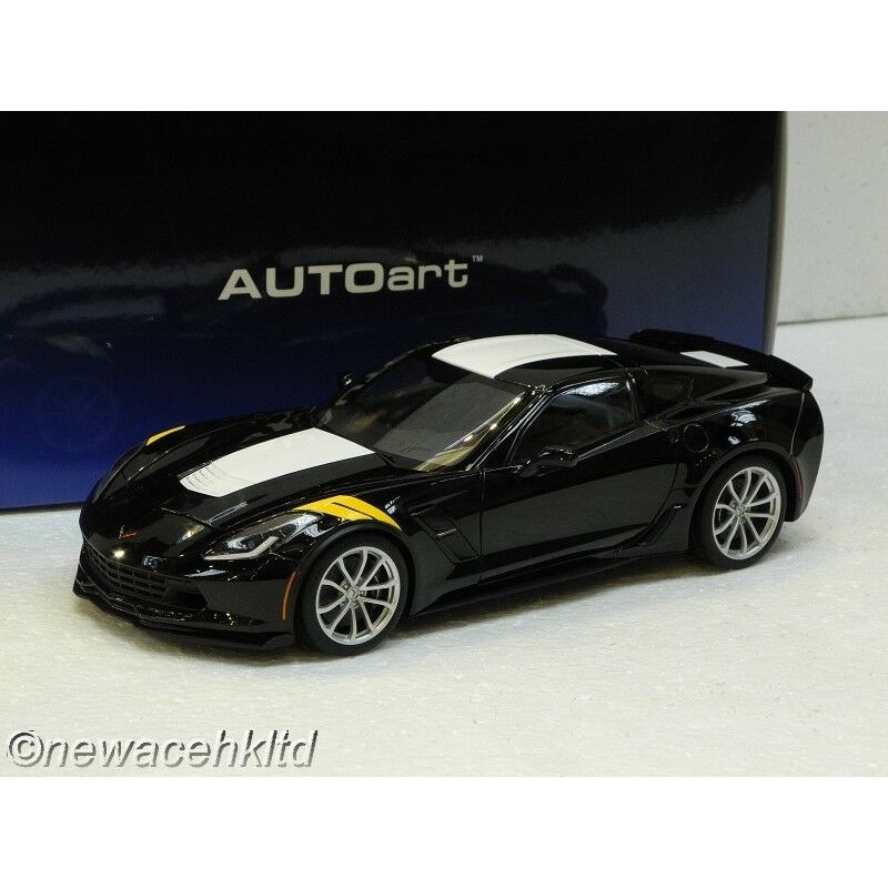 CHEVROLET CORVETTE GRAND SPORT AutoArt MODEL 1 18  71273