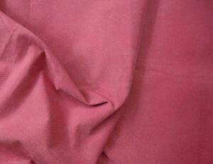 Pig Peau Daim Velours NAP petits morceaux Barkers H356S Bois de Rose Rose Porc-velours-afficher le titre d`origine wra13im3-07214041-969726498