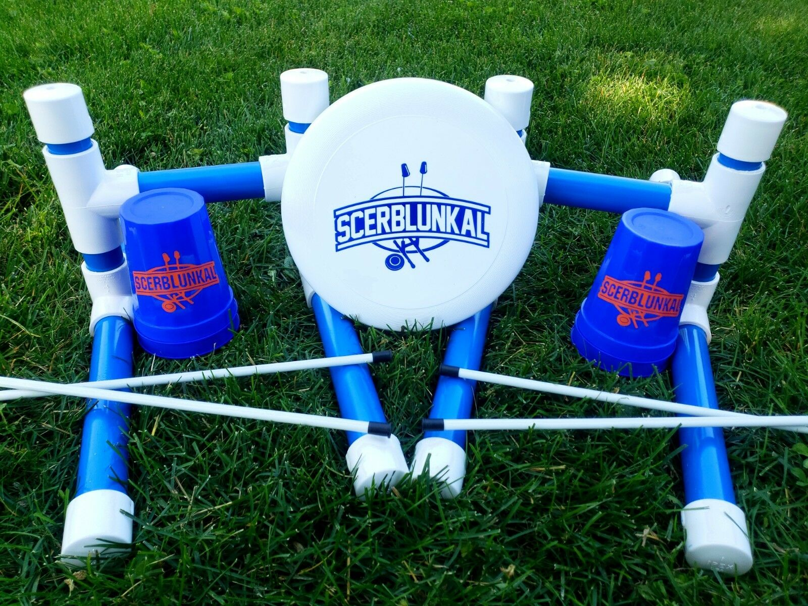 Scerbluenkal The New  Frisbee Yard Game  be in great demand