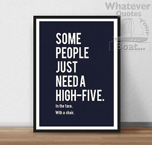 image is loading funny rude quote poster life wall art all