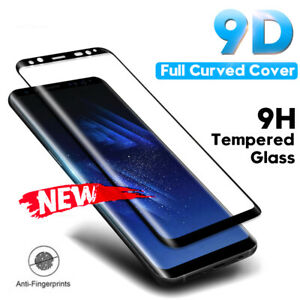 For-Samsung-Galaxy-S9-Plus-5G-Note-9-8-9D-Curved-Tempered-Glass-Screen-Protector
