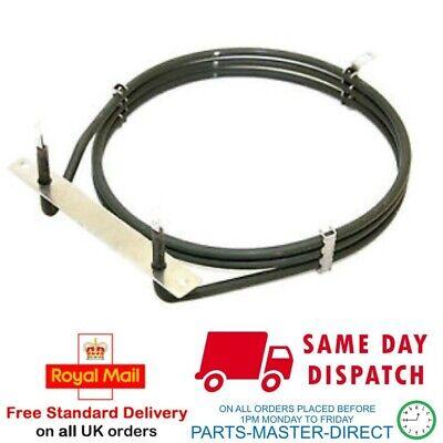 To Fit Tricity Bendix SIE424S 2500 Watt Circular Fan Oven Element