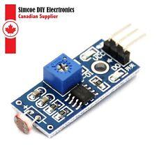 Ldr Photoresistor Light Detection Sensor Module For Arduino Pic Amp Rpi 5v 442
