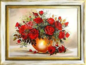 Oil-Painting-Baroque-Picture-Frame-G94035