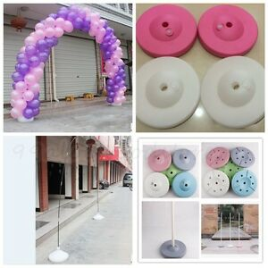 Fournitures-de-ballon-colonne-bas-Base-Stand-Display-mariage-Party-Decor
