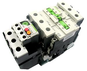 Motor Starter 20 Hp 208 230v 48 65 Amp Overload 120 Volt
