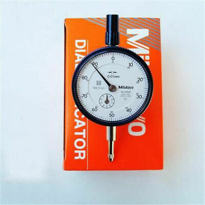JAPAN MADE MITUTOYO MAGNETIC BASE 7011S 10 WITH MITUTOYO DIAL INDICATOR 2046S .