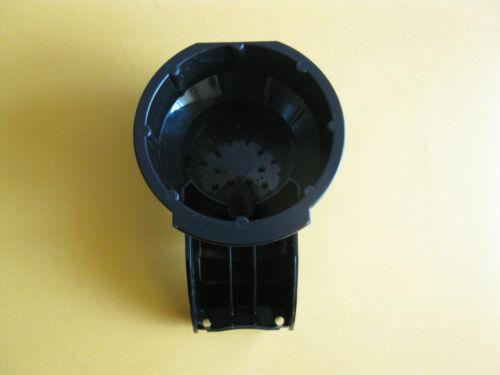 Philips Senseo HD 7810 Kaffee-Auslauf in schwarz,Kaffeeauslauf in Schwarz