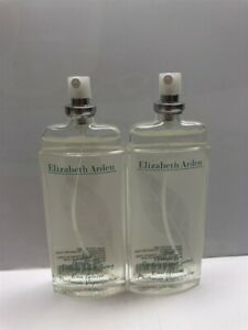 Lot-of-2-Iced-Green-Tea-Elizabeth-Arden-1-7-oz-Cooling-Scent-Spray-As-Imaged