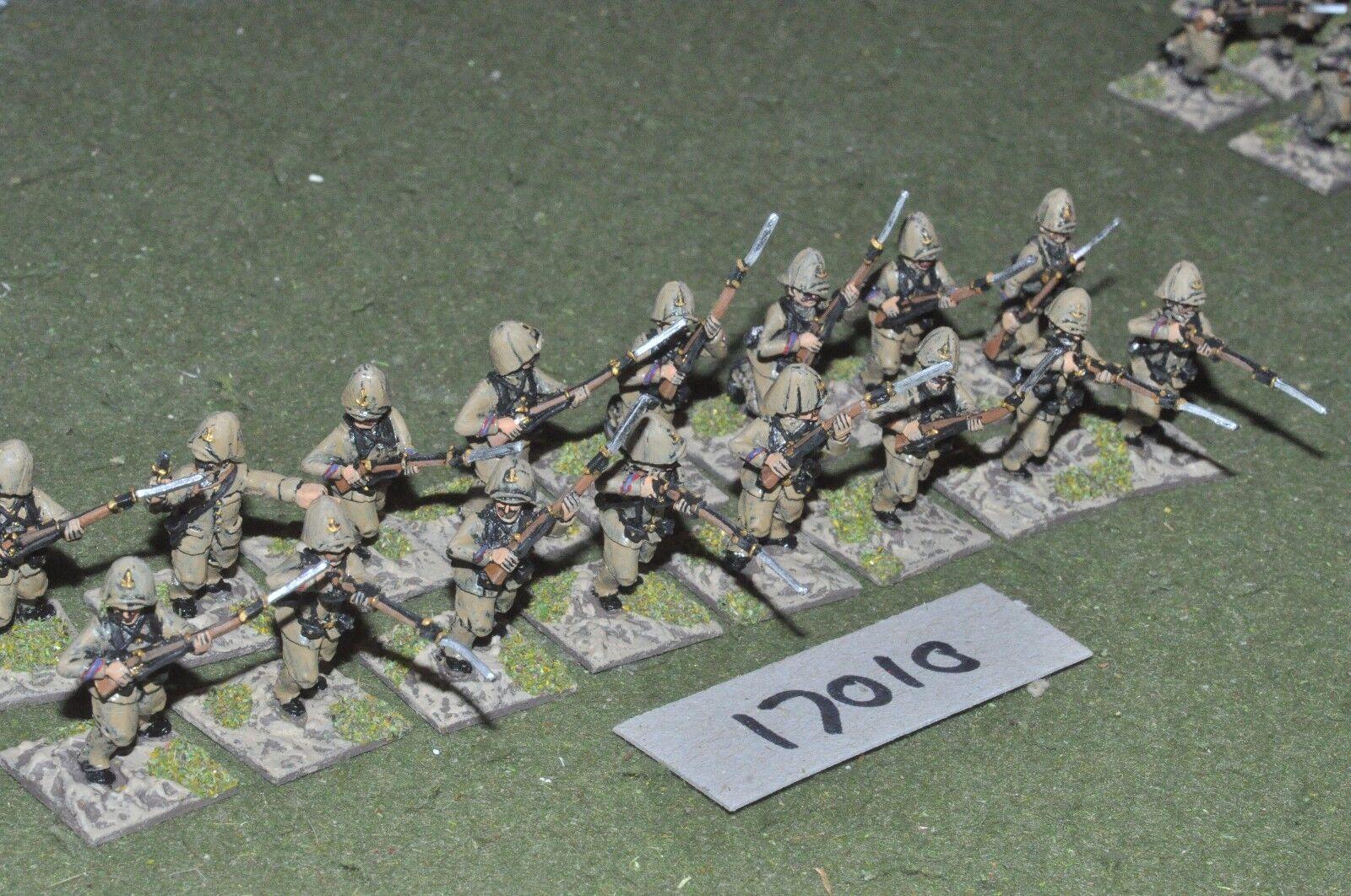 25mm francés-colonial marines 16 higos-INF (17010)