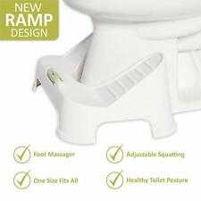 NadiaLabs Turbo Stool TURBO Bathroom Toilet Stool