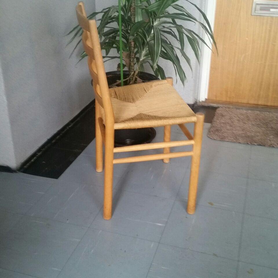 Spisebordsstol, Bøg, Kaare Klint Kirkestol