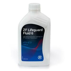 1 Litre Huile pour Boîte à Vitesse Automatique ZF Lifeguard Fluid 6 S671 090 255