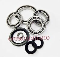 Front Differential Bearing & Seal Kit Yamaha Grizzly 660 4x4 2002 2003 2004 4wd